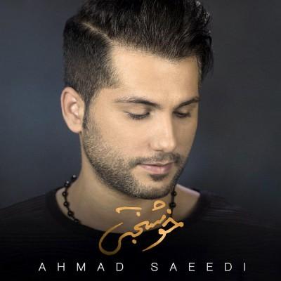 دانلود  آهنگ  احمد سعیدی  خوشبختی