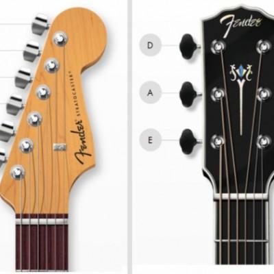 دانلود آموزش کوک کردن گیتار  آموزش کوک کردن گیتار