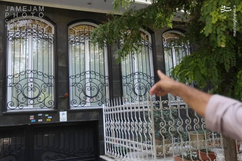 دانلود آهنگ حمید صفت عکس هایی از مکان درگیری حمید صفت با ناپدری اش