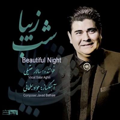 دانلود آلبوم سالار عقیلی   شب زیبا