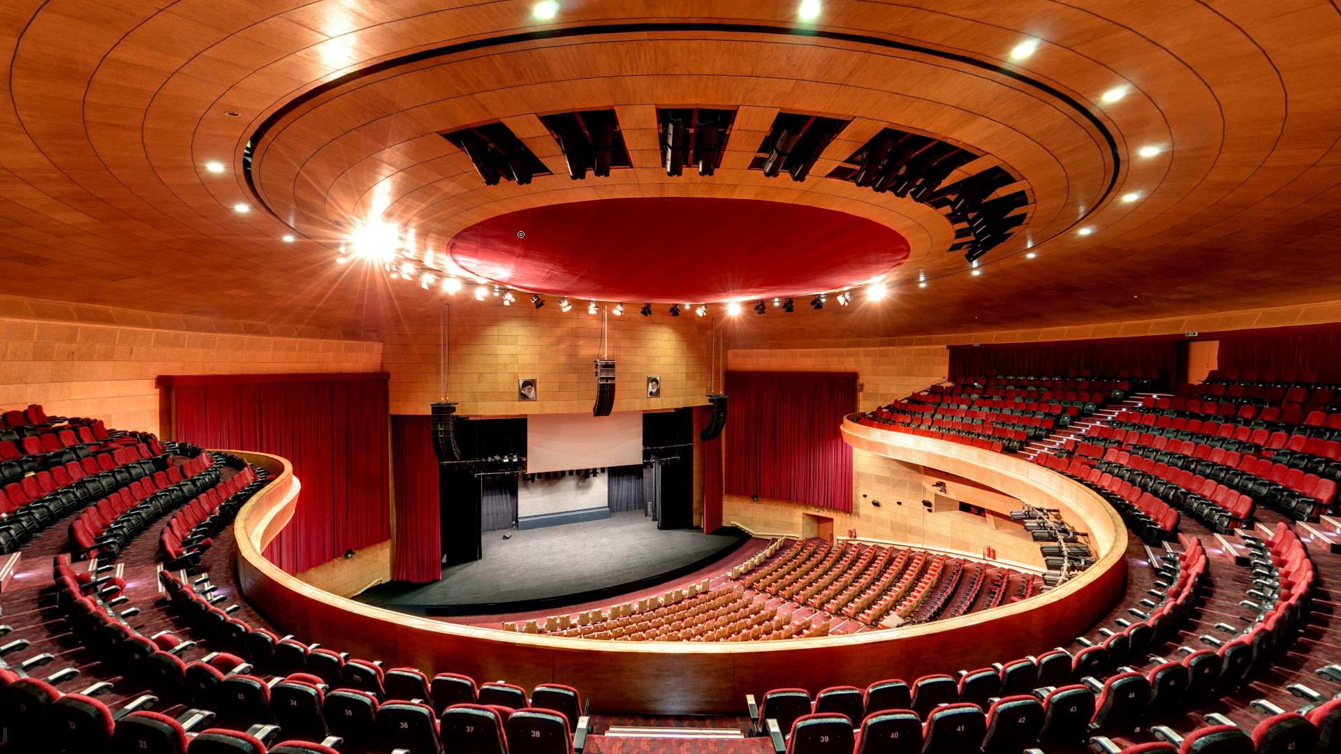 دانلود سالنهای کنسرت سالنهای اجرای کنسرت در تهران