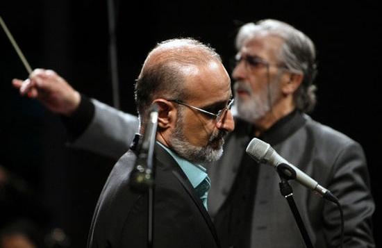 دانلود محمد اصفهانی اجرای محمد اصفهانی در ارکستر ملی