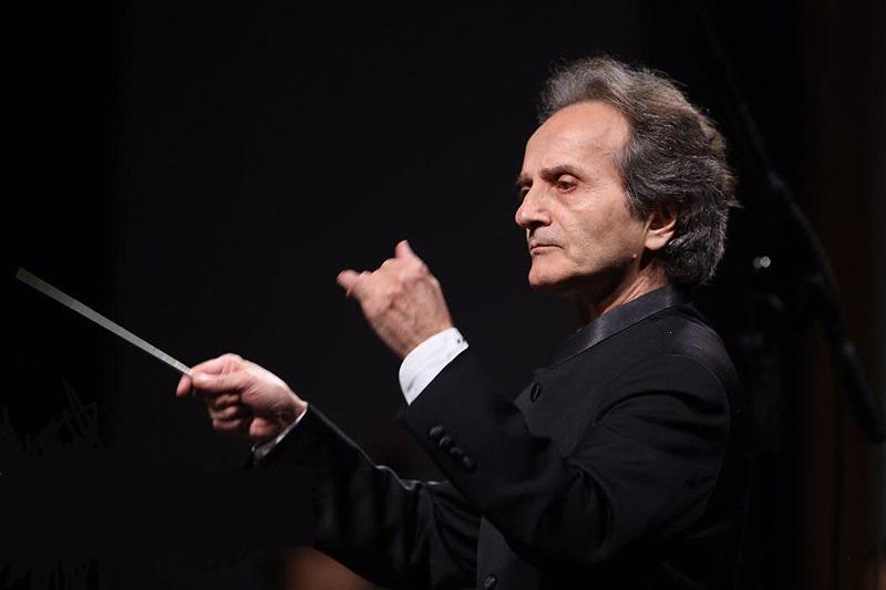 دانلود ارکستر سمفونیک تهران اجرای ارکستر سمفونیک تهران در آذر ماه
