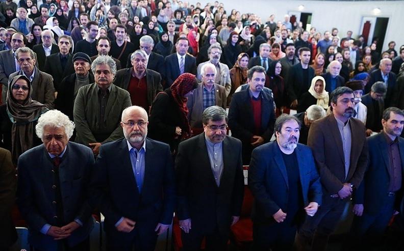 دانلود جشنواره تجسمی فجر آغاز بخش بینالملل دهمین جشنواره تجسمی فجر