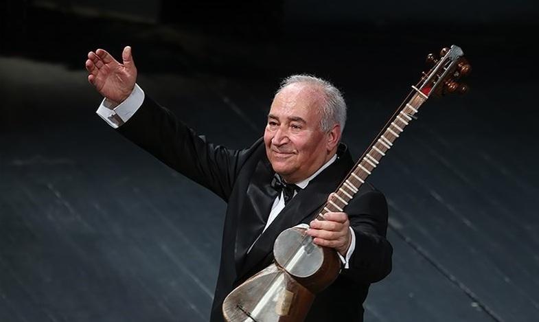 دانلود رامیز قلیاف اجرای رامیز قلیاف نوازنده شهیر آذربایجان در تالار وحدت