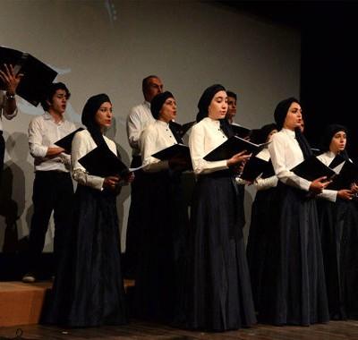 دانلود گروه کر حضور گروههای کر ایران در مسابقات اقیانوسیه