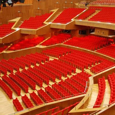 دانلود سالن های کنسرت اجاره سالن ها برای هر شب کنسرت