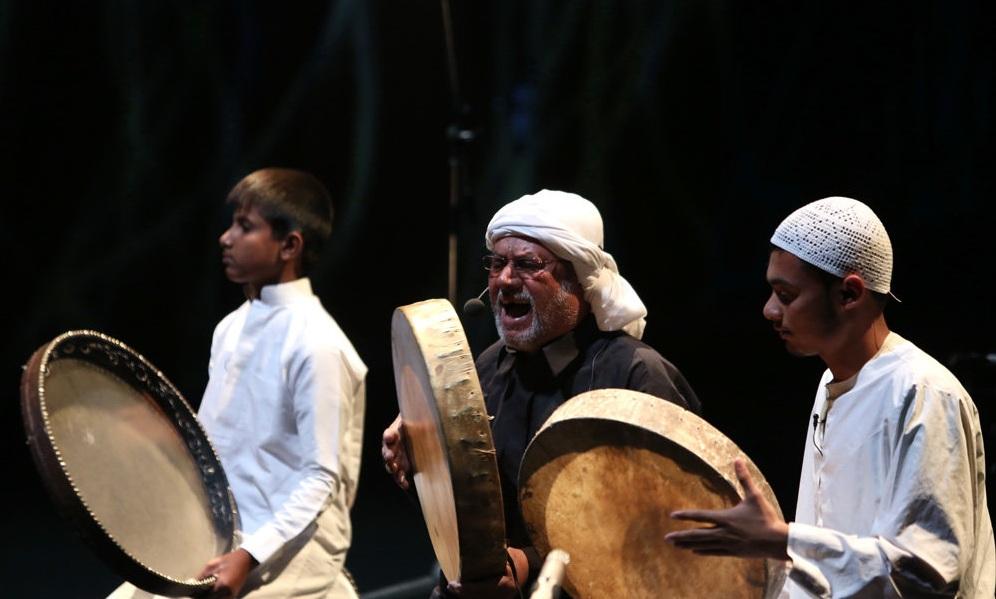 دانلود موسیقی نواحی فستیوال موسیقی نواحی آینهدار در تالار رودکی
