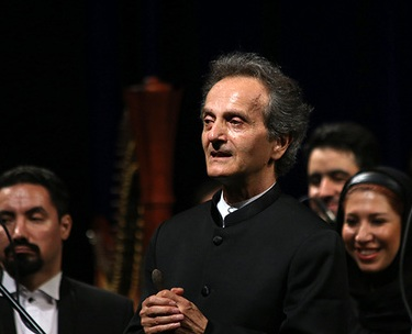 دانلود شهرداد روحانى همکاری گروه کر ارکستر سمفونیک تهران و ارکستر جوانان ایتالیا
