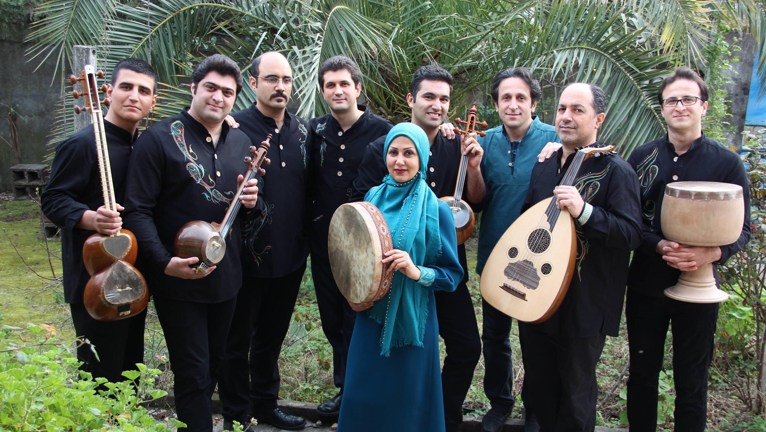 دانلود همنوازان فاخته برگزاری کنسرت تصنیف و ترانه از گروه همنوازان فاخته