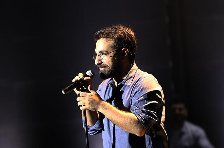 دانلود چارتار برگزاری کنسرت جدید چارتار در اصفهان