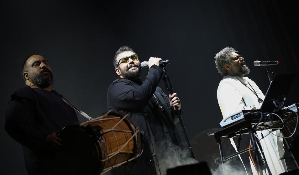 دانلود کاکوبند اولین کنسرت کاکوبند در استانبول