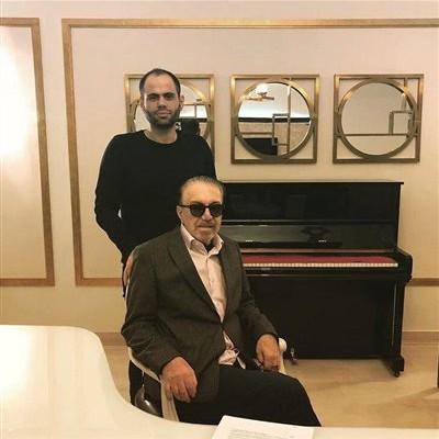 دانلود ارکستر ایستگاه اجرای ارکستر ایستگاه با حضور ناصر چشمآذر و خوانندگی اشکان خطیبی