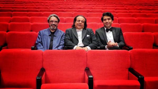 دانلود علی رهبری نگاهی به اجرای ارکستر سمفونیک آنتالیا به رهبری علی رهبری