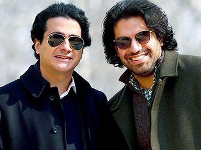 دانلود همایون شجریان انتشار آلبوم ایران من از سهراب پورناظری و همایون شجریان