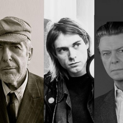 دانلود کرت کوبین تبدیل دستخط پنج هنرمند مطرح به فونت