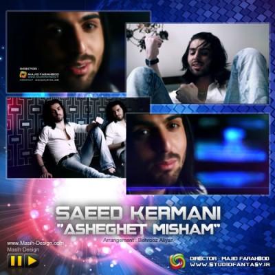 دانلود آهنگ سعید کرمانی عاشقت میشم