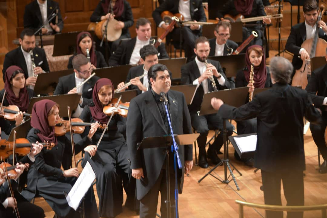 دانلود ارکستر سمفونیک آخرین اجرای ارکستر سمفونیک در روسیه