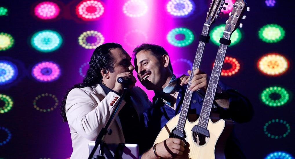 دانلود گروه سون گزارشی از کنسرت جدید گروه سون در تهران