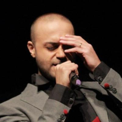 دانلود  حامی   اجرای حامی در سی و پنجمین محفل شعر و موسیقی