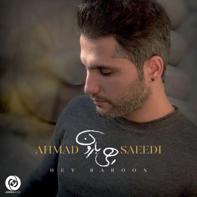 Ahmad Saeedi<p>Hey Baroon</p>