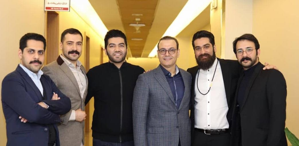 دانلود تکسیم تریو حضور ستاره های موسیقی ایران در کنسرت تکسیم تریو