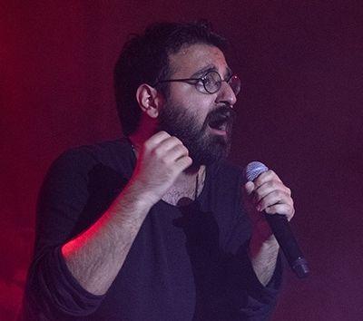 دانلود چارتار کنسرت گروه چارتار در برج میلاد تهران