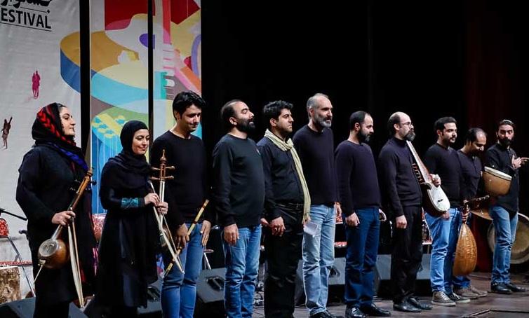 دانلود جشنواره موسیقی فجر دومین روز از سی وچهارمین جشنواره موسیقی فجر