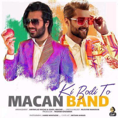 Macan Band<p>Ki Boodi To</p>