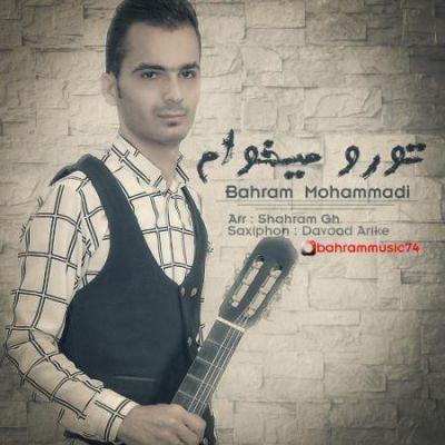 دانلود  آهنگ  بهرام محمدی   تو رو میخوام