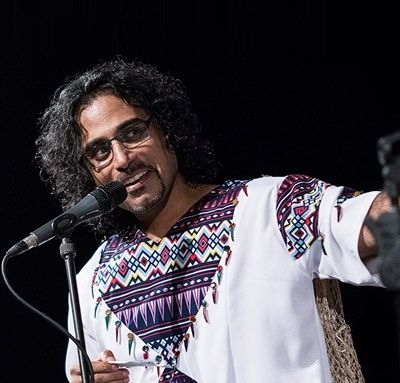 دانلود  محسن شریفیان   مراسم رونمایی از کتاب محسن شریفیان در بوشهر