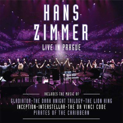 دانلود آلبوم هانس زیمر  کنسرت پراگ