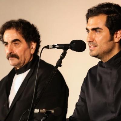 دانلود  ناظری ها  کنسرت اصفهان شهرام ناظری و حافظ ناظری