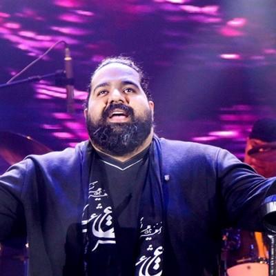 دانلود  رضا صادقی  برگزاری کنسرت رضا صادقی در سالن تلاش کرمان