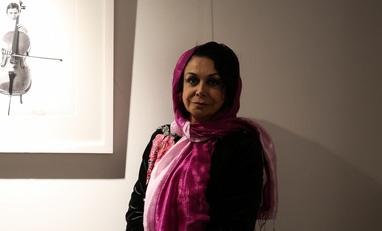 دانلود مریم زندی نمایشگاه عکس مریم زندی از چهره های موسیقی ایران