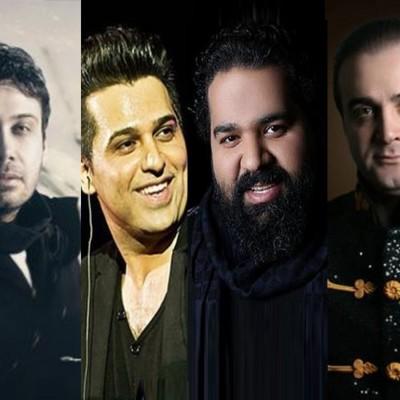 دانلود علی کریمی حمایت برخی هنرمندان موسیقی از علی کریمی