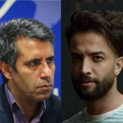 دانلود بنیامین بهادری درگیری جدید بنیامین بهادری و محسن رجب پور