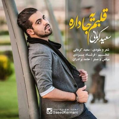 دانلود آهنگ سعید کرمانی قلبم یه جا داره