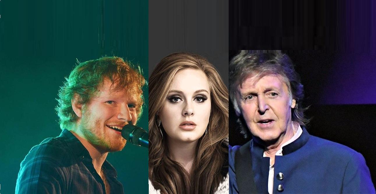 دانلود ثروتمند ترین موزیسین لیست ثروتمند ترین موزیسین های بریتانیا