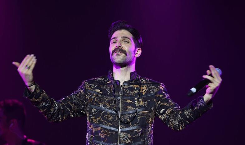 دانلود حمید هیراد گزارشی از کنسرت حمید هیراد در ساری