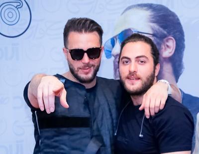 دانلود  مسیح و آرش  برگزاری کنسرت مسیح و آرش در ترکیه