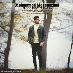 دانلود آهنگ محمد موسی نژاد بگو دوست دارم