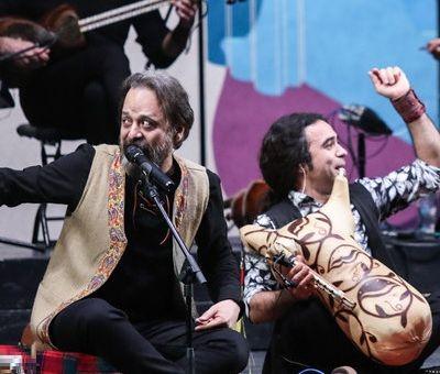دانلود گروه رستاک اجرای متفاوت گروه رستاک در جشنواره موسیقی فجر