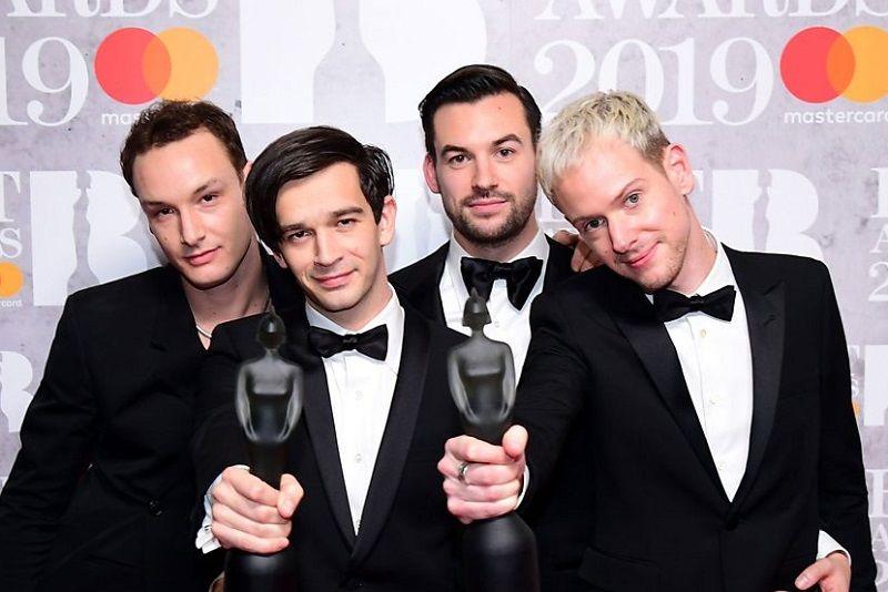 دانلود جوایز بریت 2019 اهدای جوایز بریت 2019
