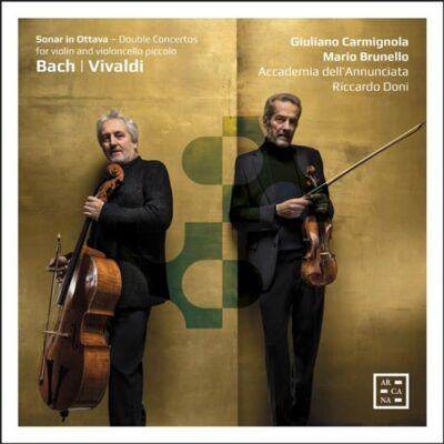 دانلود   آلبوم  جولیانو کارمیگنولا و ماریو برونلو   باخ و ویوالدی