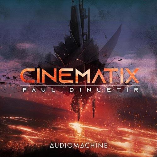 دانلود آلبوماودیوماشین Cinematix