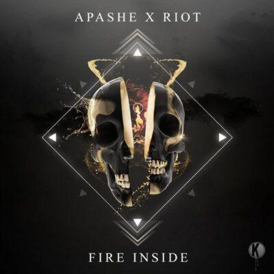 دانلود آهنگ Riot Fire Inside Original Mix feat Apashe
