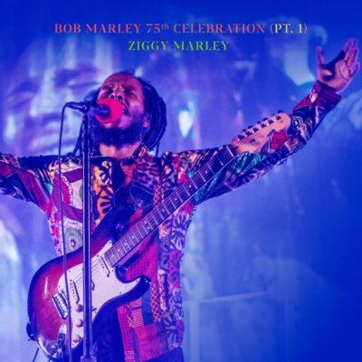 دانلود   آلبوم زیگی مارلی   Bob Marley 75th Celebration, Pt_ 1