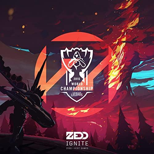 دانلود آهنگ Zedd Ignite - 2016 League Of Legends World Championship