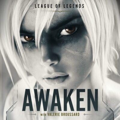 دانلود آهنگ League of Legends Awaken feat Valerie Broussard and Ray Chen